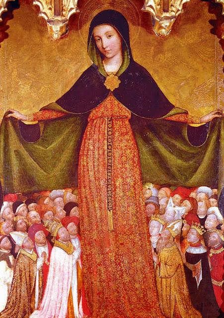 SHARING CATHOLIC TRUTH: St  Bernard of Clairvaux - Memorare