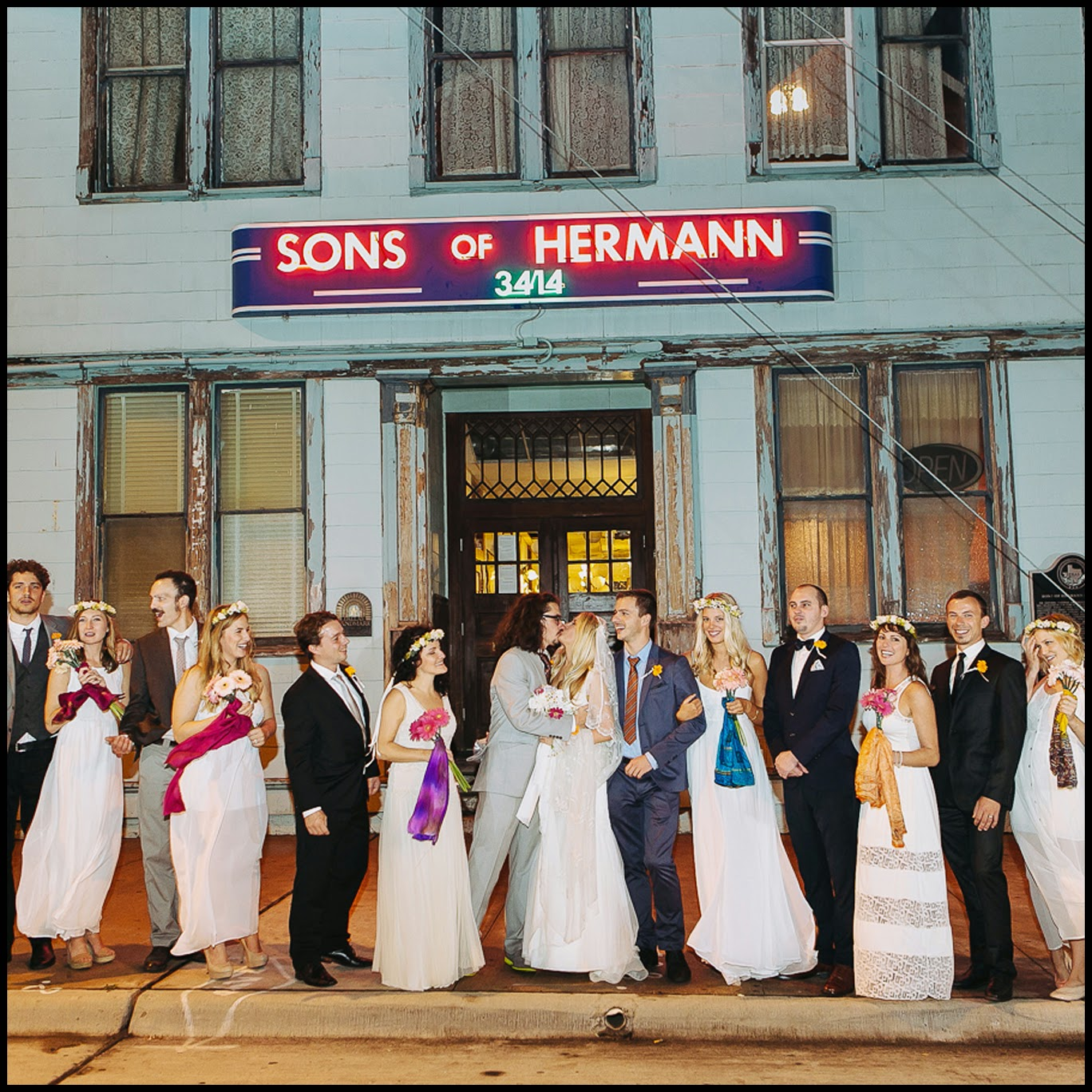 Skylar Amp Matthieu S Sons Of Hermann Hall Wedding
