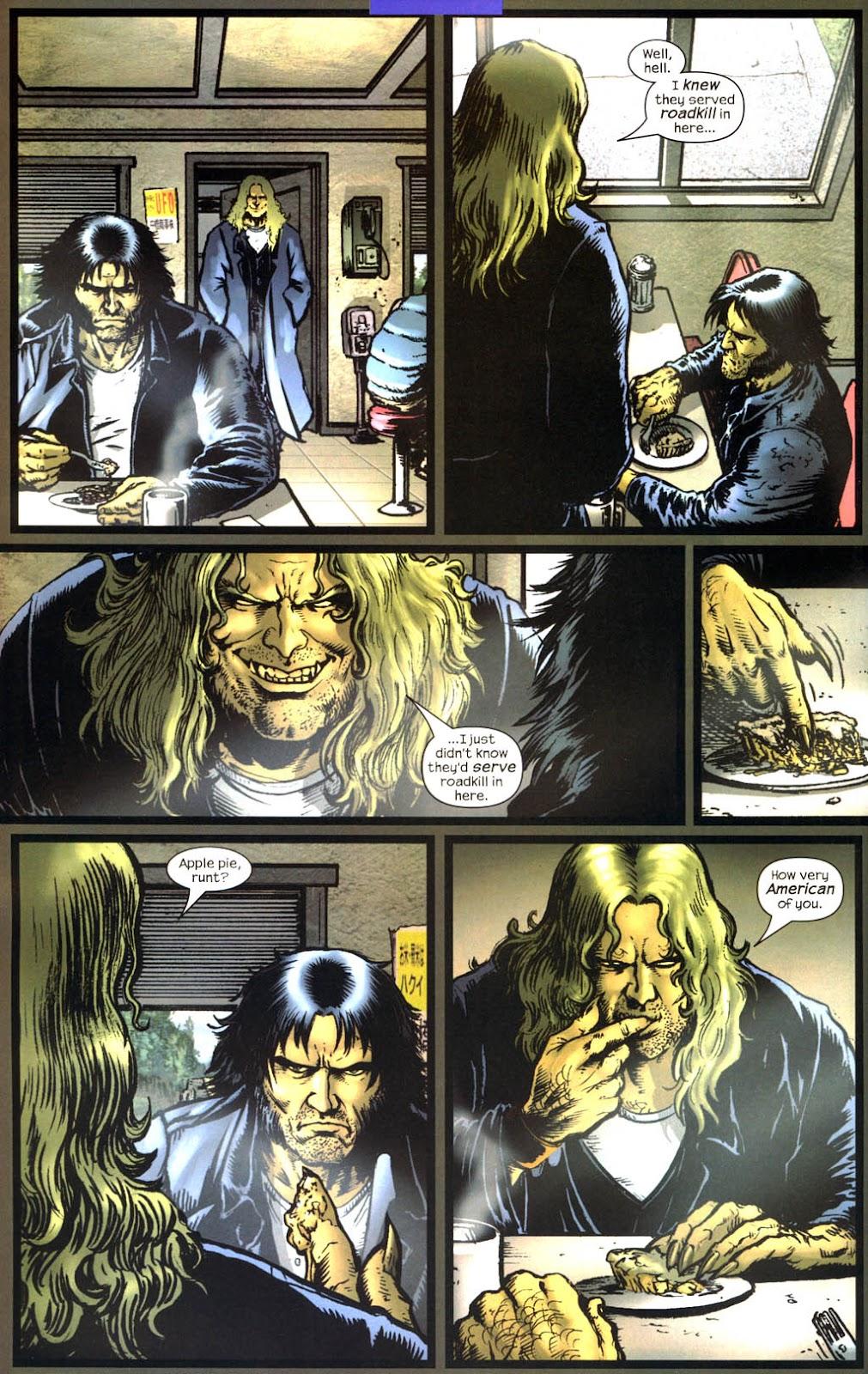 Read online Wolverine (2003) comic -  Issue #13 - 19
