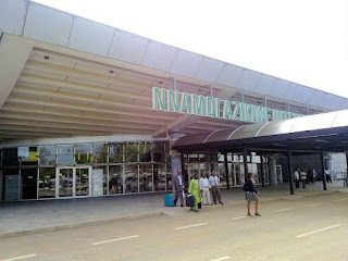 News: Abuja Airport shut down over private jet mishap