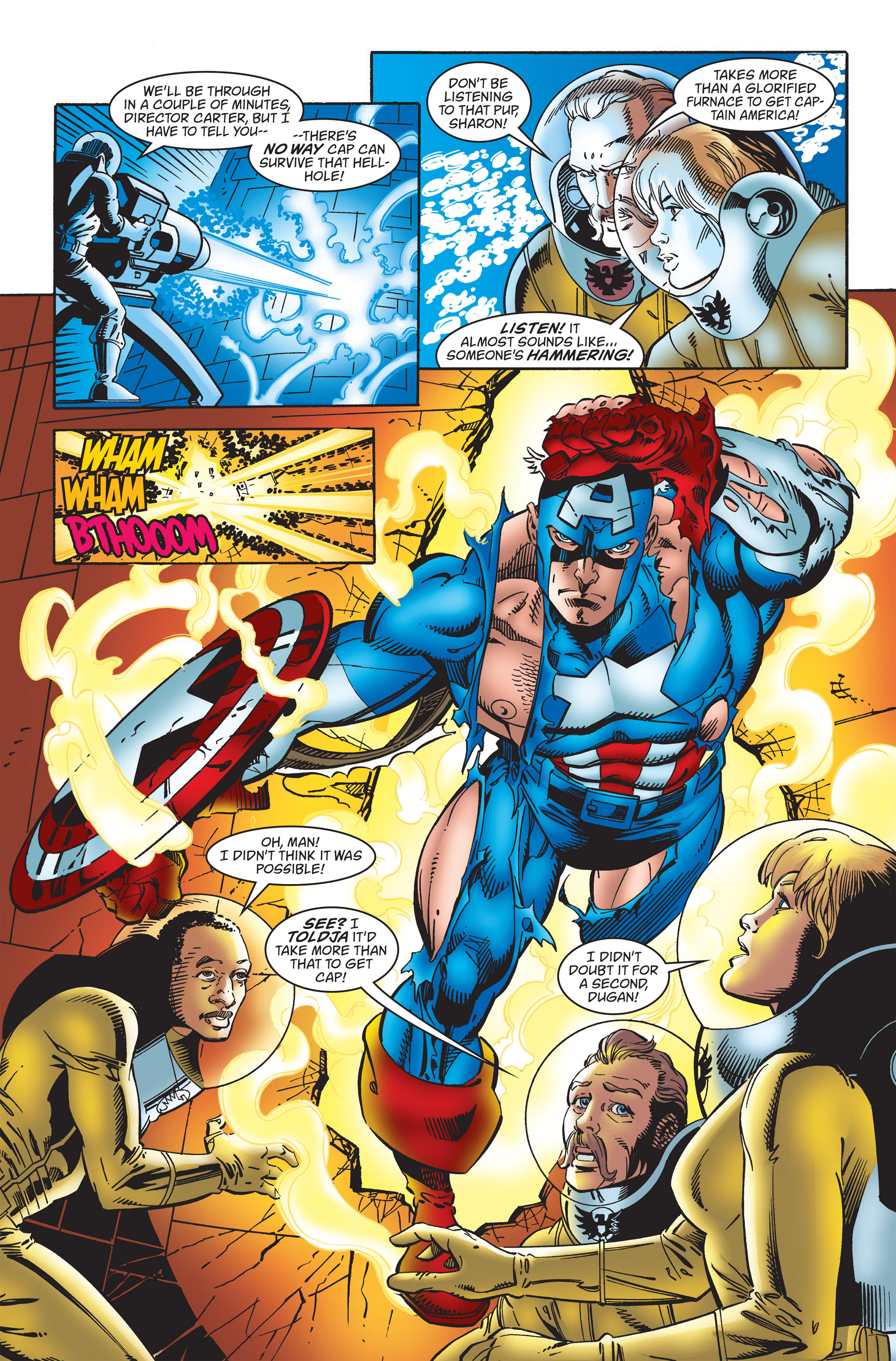Captain America (1998) Issue #38 #45 - English 10