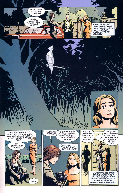 Read online Midnight, Mass comic -  Issue #1 - 22