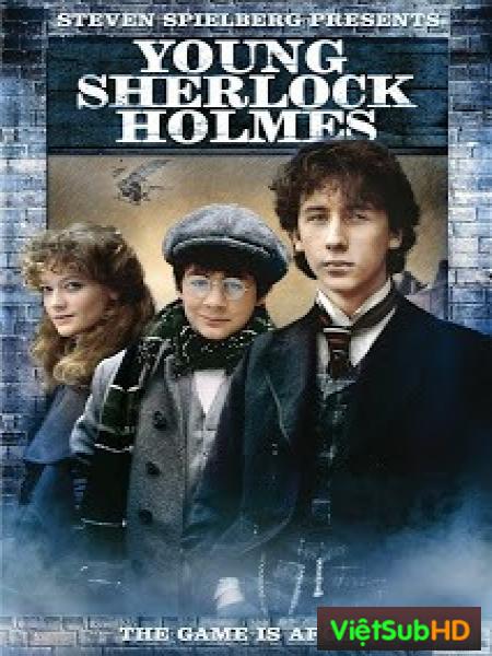 Tuổi trẻ Sherlock Holmes