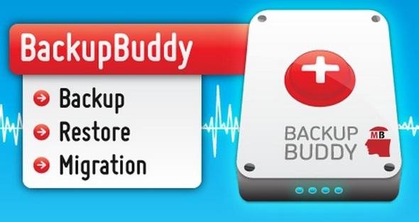 BackupBuddy v7.1.0.7 – The Original WordPress Backup Plugin