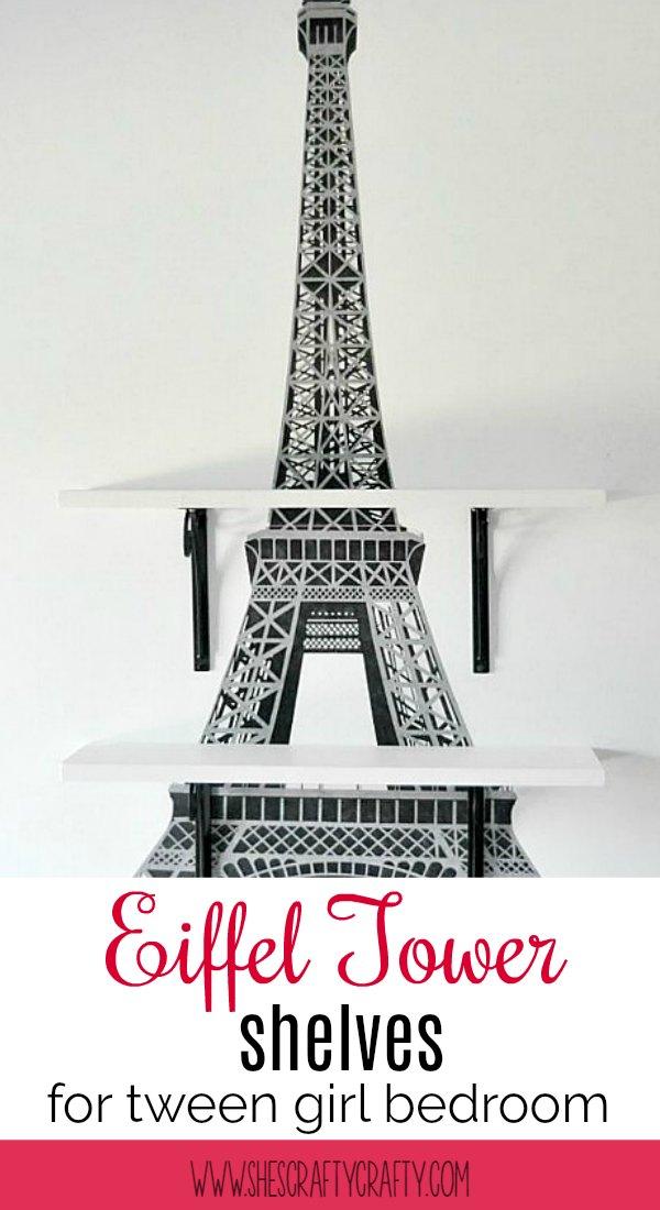 paris, eiffel tower, shelves