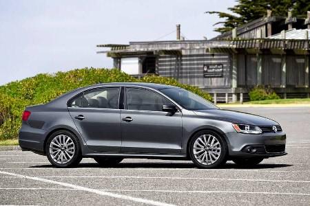 Volkswagen jetta recalls 2012