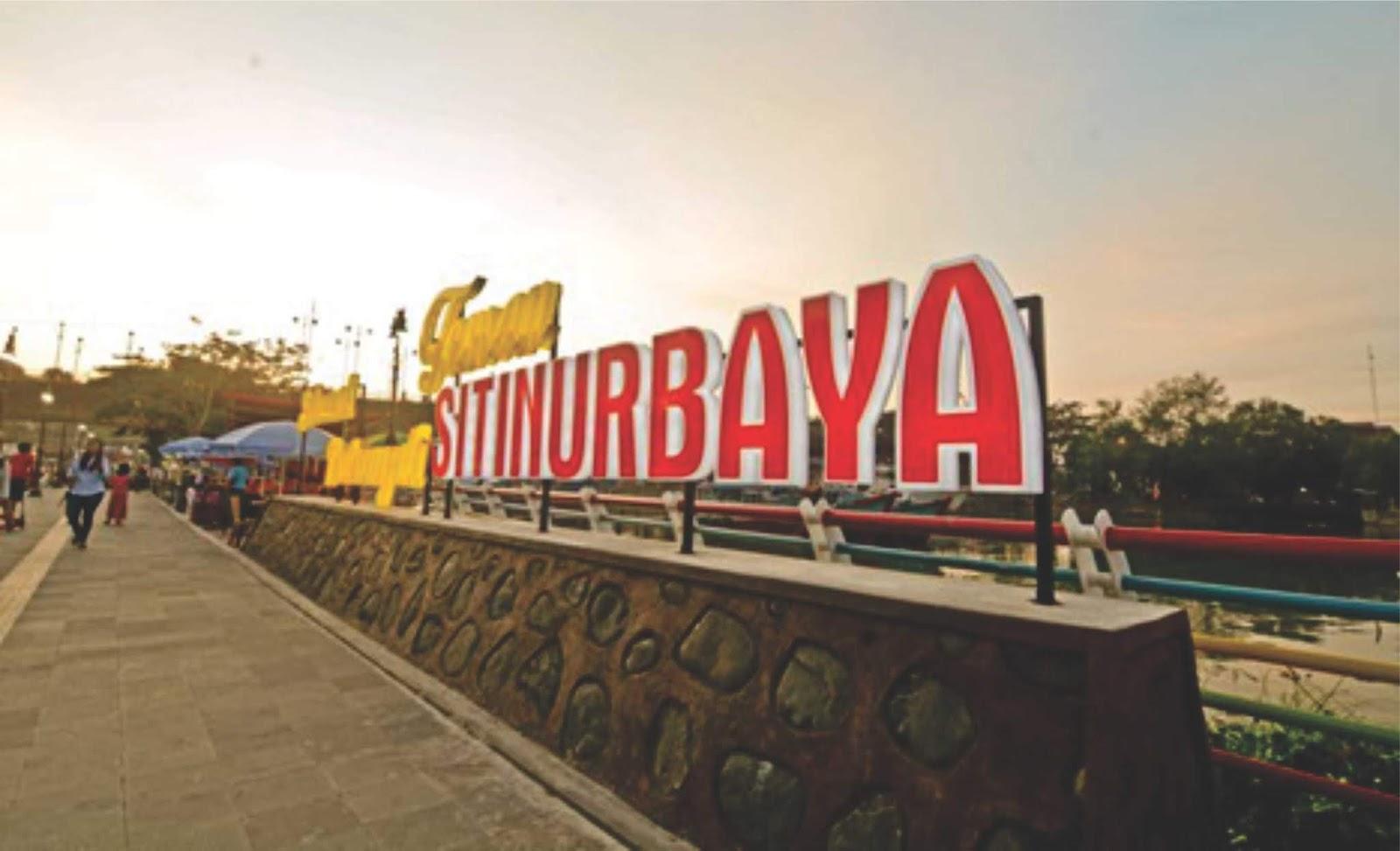 Penataan Kawasan Batang Arau, Lokasi Legenda Siti Nurbaya