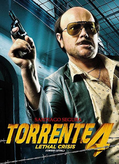 Torrente 4: Lethal crisis (2011) DVDRip ταινιες online seires oipeirates greek subs