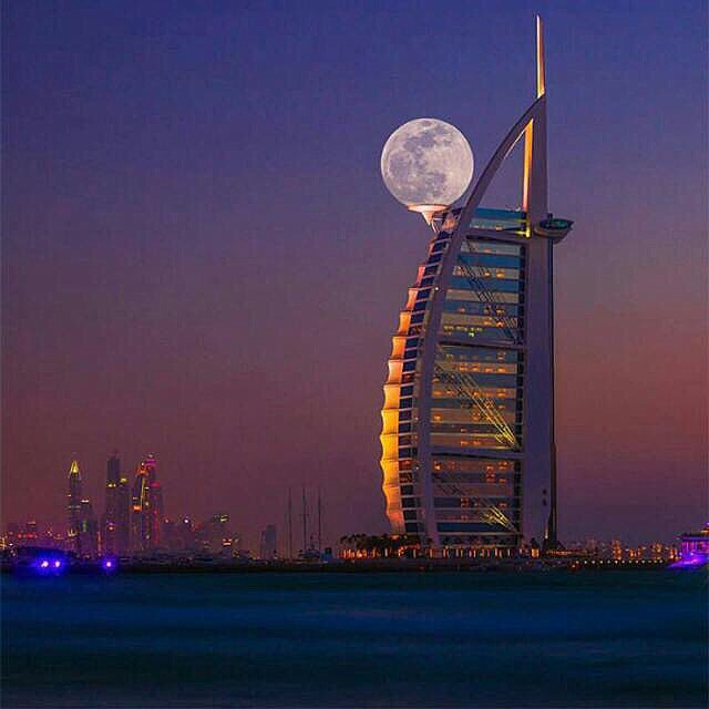 Lovely moon at Burj Al Arab Dubai,things to do in dubai,dubai attractions map video coupons tickets 2016 packages and prices for families in summer,dubai destinations to visit and landmarks map airport,dubai airport destinations map,dubai honeymoon destinations,cobone dubai destinations,dubai holiday destinations,things to do in dubai airport for a day at night with kids 2016 layover in summer during ramadan with family
