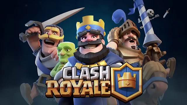 Cara Menginstall Clash Royale yang Benar