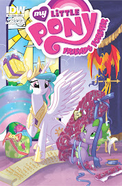 MLP Friends Forever #3 Comic