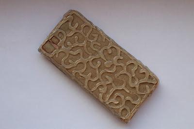 DIY-Basteltipp für eine Handyhülle aus Heißkleber von ars vera.
