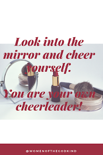 Be Your Own Cheerleader💃