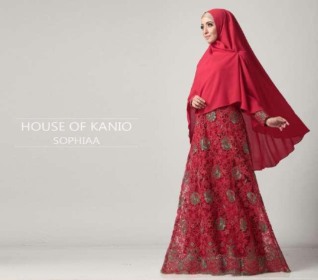 Model Baju Muslim Syar'i Untuk Remaja Terbaru