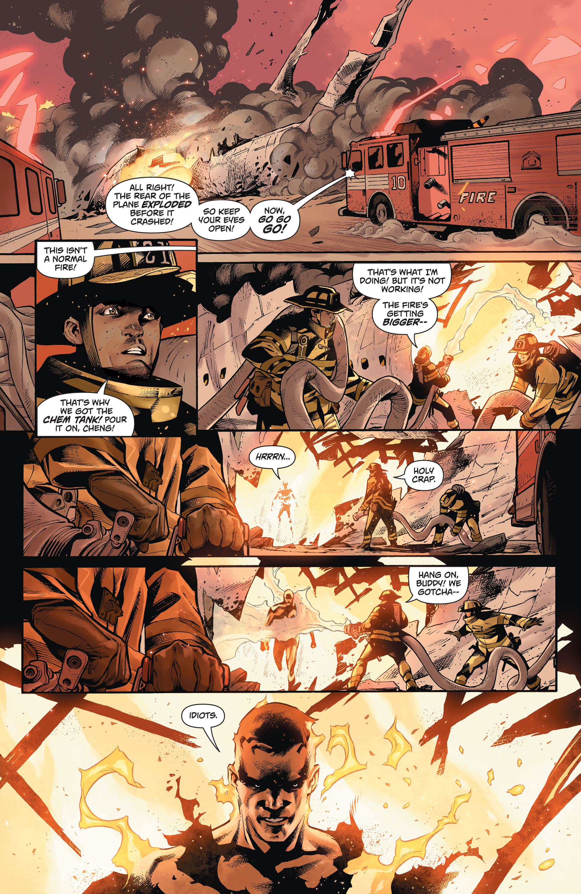 Read online Action Comics (2011) comic -  Issue #48 - 16