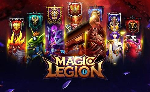 Magic Legion – Hero Legend Mod