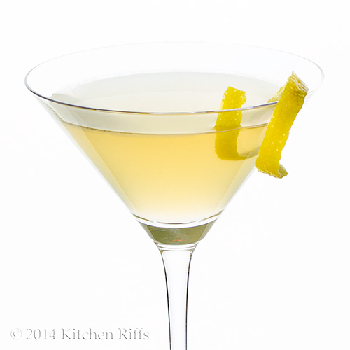 The Twentieth Century Cocktail