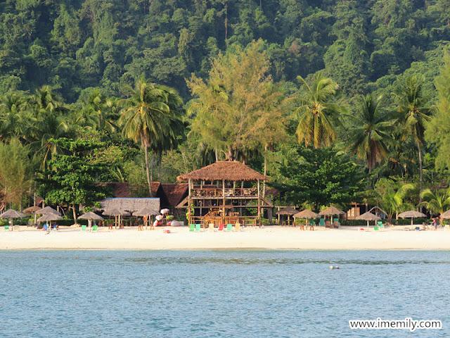 Pulau Besar Johor: A Private Island to Getaway