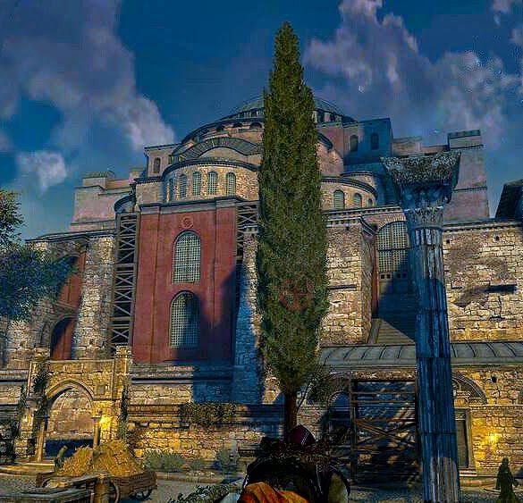 Κωνσταντινούπολη: Η Αιώνια Πόλη ως μήλο της έριδος για τους πολιορκητές