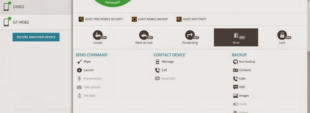 Avast anti theft old version | Avast Mobile Security: New guidelines