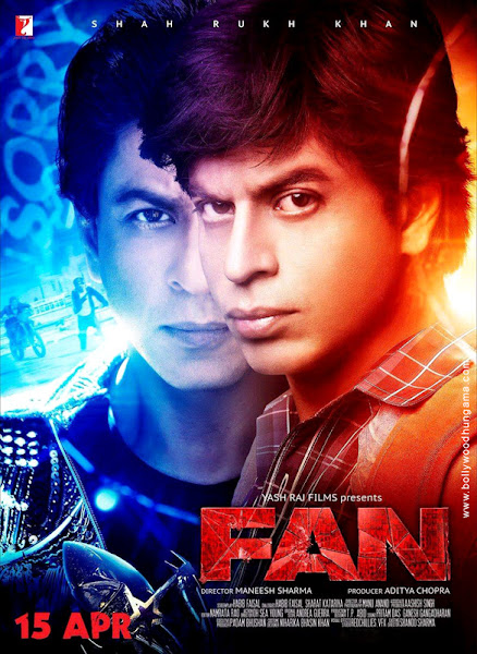 Fan (2016) First Look Poster