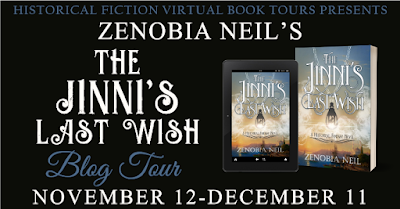 Blog Tour — Review: The Jinni's Last Wish by Zenobia Neil + Giveaway (US)
