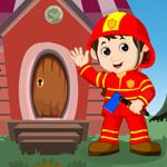 G4K Fireman Rescue Game