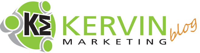 Kervin Marketing Blog - Building Engagement and Driving Sales