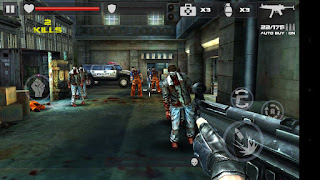 DEAD TARGET: Zombie v2.0.5 Mod Apk (Unlimited Money/Gold)
