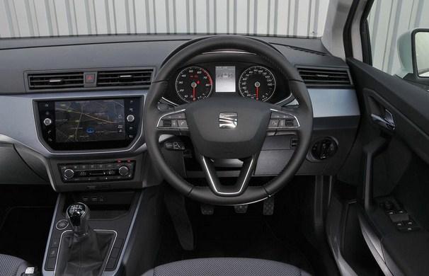 Seat arona interior auto car for Interior seat arona