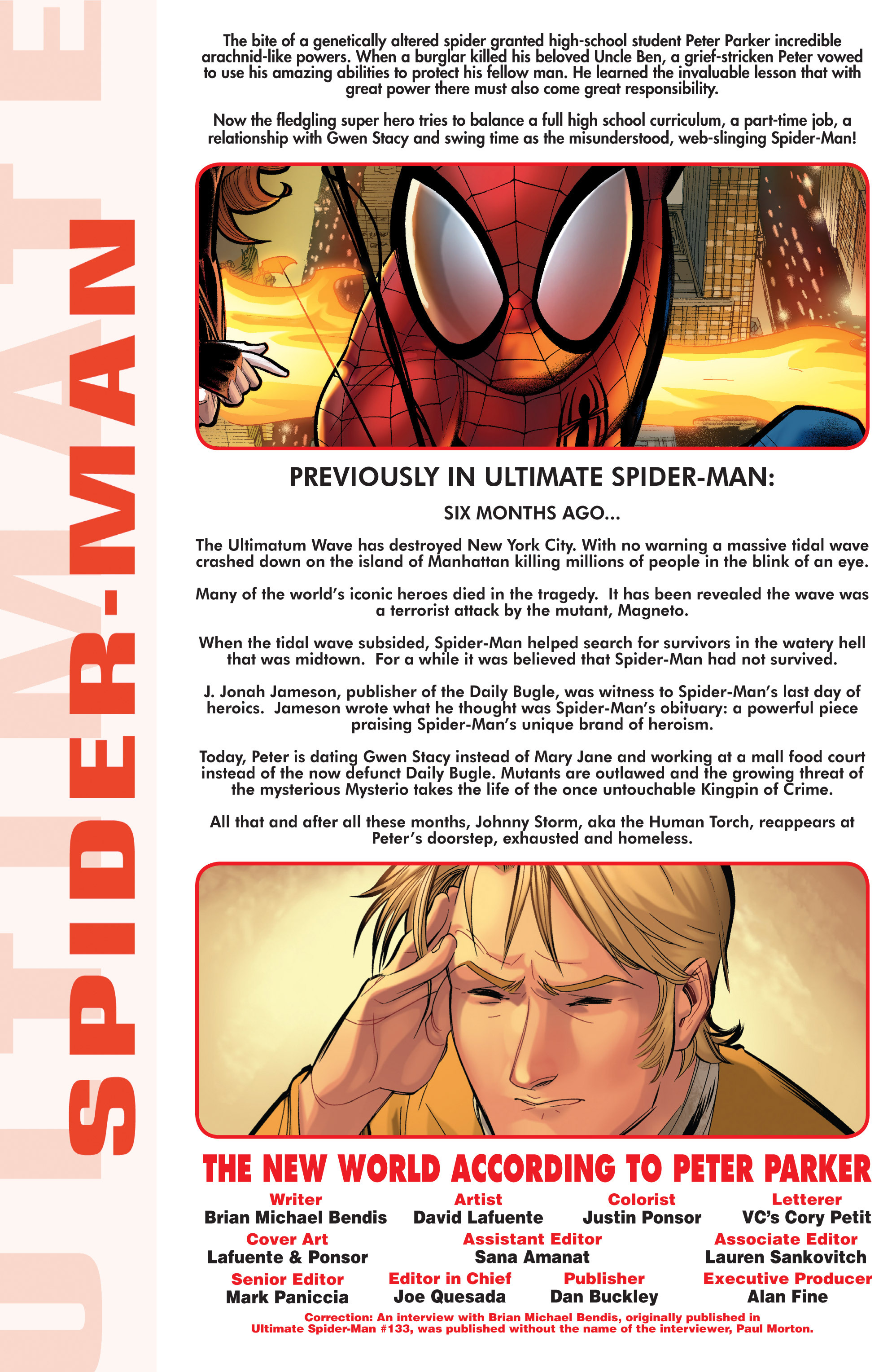 Read online Ultimate Spider-Man (2009) comic -  Issue #3 - 2