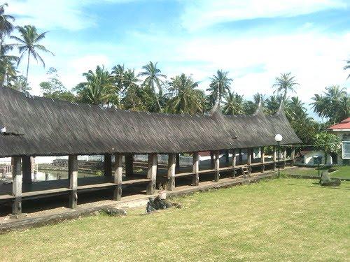 Balairung Sari di Tabek Pariangan