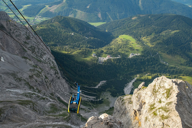 Dachstein Gletscherwanderung  Vom Dachsteingletscher nach Ramsau 04