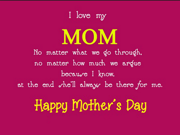 Fabulous Mother's Day 2019 Short Poems For Son And ...