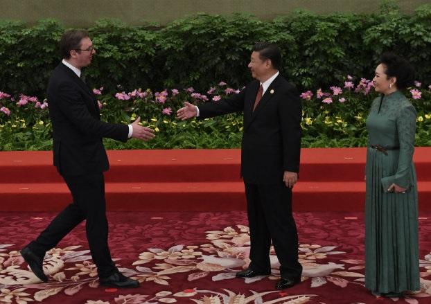 Accordi economici da $ 3 miliardi della Cina in Serbia aumentano il loro ruolo nei Balcani