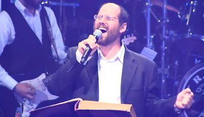 """¡Sensacional!... Aharon Razel interpretando """"Beit Hamidrash"""". ¡Disfruta y comértelo!."""