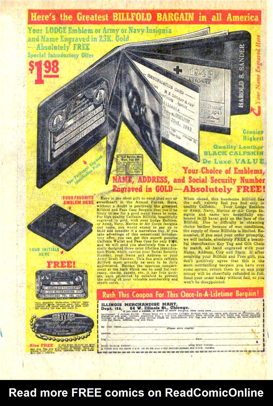 Read online All-American Comics (1939) comic -  Issue #49 - 66