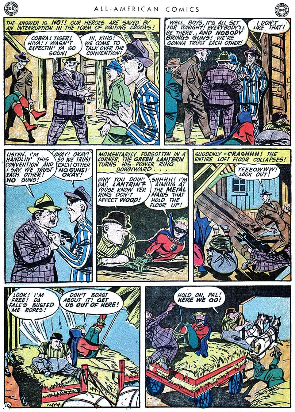Read online All-American Comics (1939) comic -  Issue #62 - 12