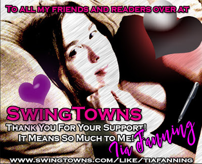 You can now also find me on SwingTowns! ♥