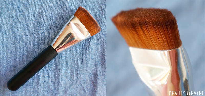 Dresslink Flat Contour Makeup Brush Review