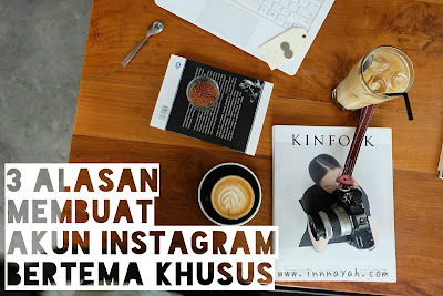 Instagram bertema khusus, tone instagram, membuat instagram, cara membuat instagram, instagram bertema traveling
