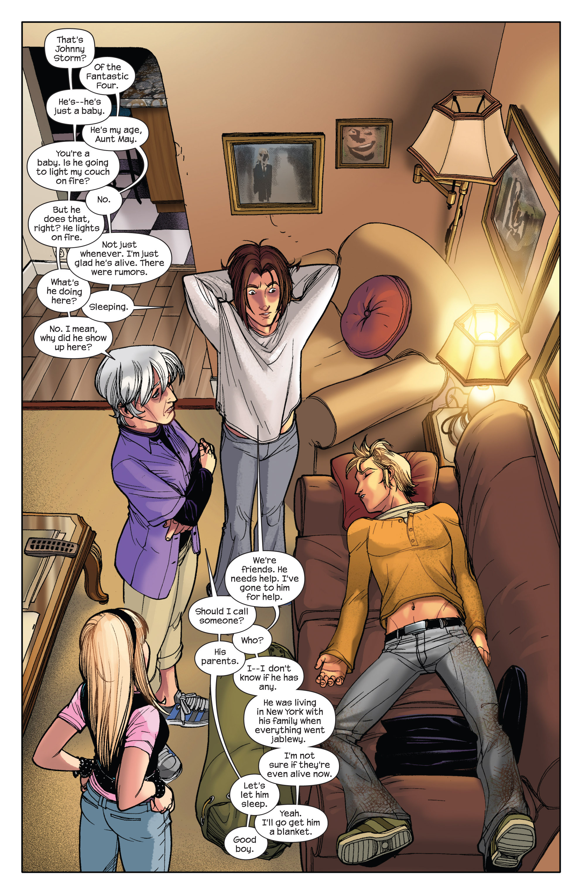 Read online Ultimate Spider-Man (2009) comic -  Issue #2 - 3