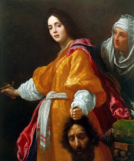 Judith and the head