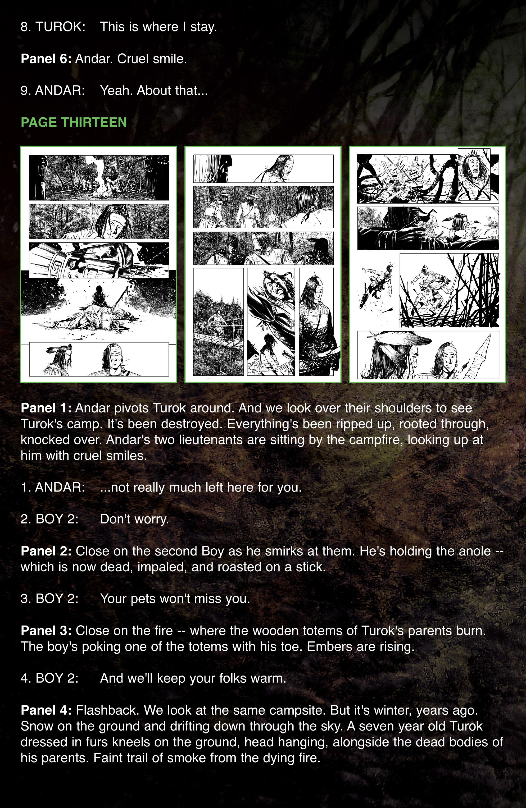 Read online Turok: Dinosaur Hunter (2014) comic -  Issue # _TPB 1 - 107