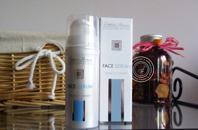 Beta Glucan Active - Serum do twarzy - FM Group - nowoczesny kosmetyk dokażdego rodzaju skóry