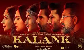Kalank 2019 Full Movie Free Download HD 720p