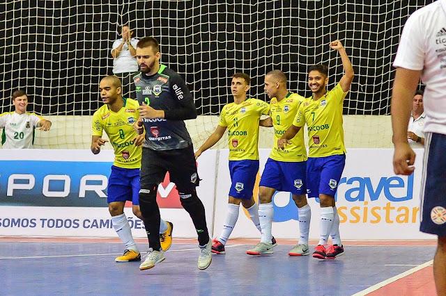 Horário do Jogo Brasil x  República Tcheca Grand Prix Futsal 03/02/2018s