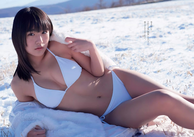 Asakawa Nana 浅川梨奈 週刊プレイボーイ Weekly Playboy Feb 2016 Wallpaper HD