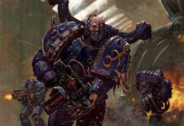 Rumored Emperor's Children Release Coming....also Vigilis and the Black Legion.