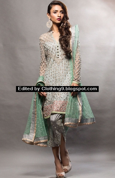 Zainab Chottani Party Wear 2016-17 | Formal Ready To Wear - Clothing9 ...